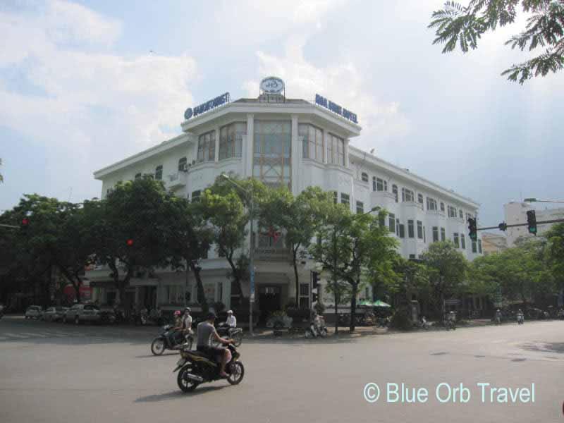 The Hoa Binh Hotel, Hanoi, Vietnam