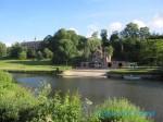 The River Severn, Shrewsbury, England