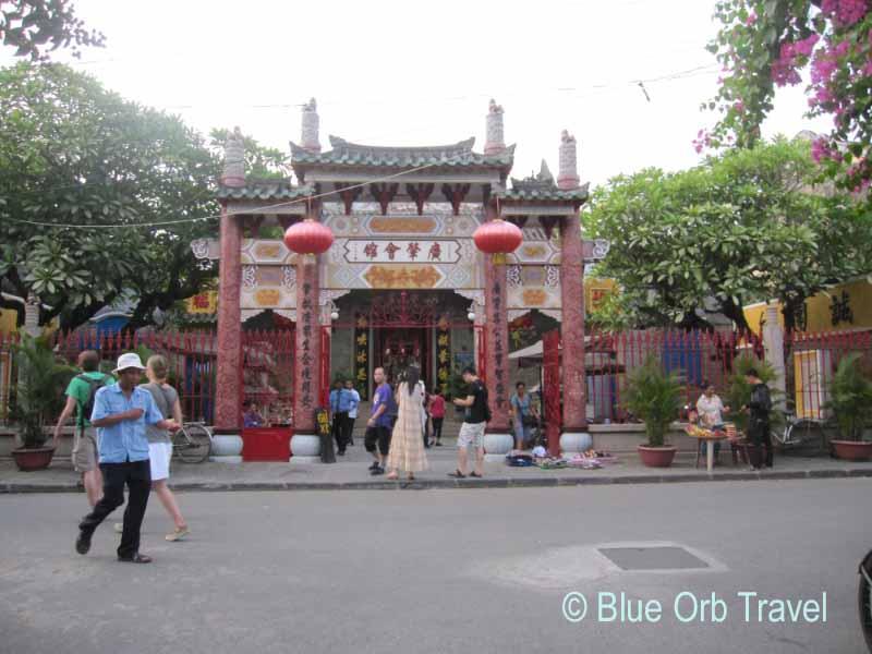 Quang Trieu Cantonese Assembly Hall, Hoi An