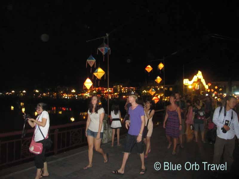 Hoi An, Vietnam at Night