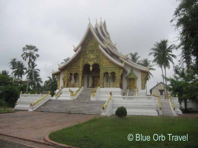 The Haw Kham Royal Palace