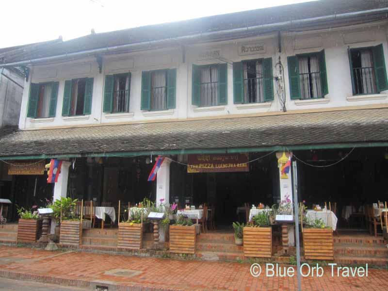 The Pizza Luang Prabang Restaurant
