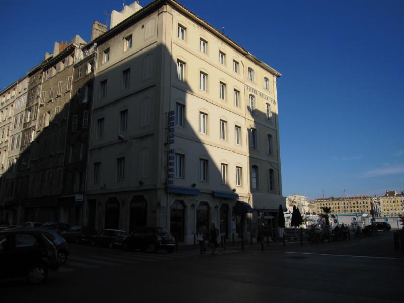 The Hotel Hermes, Marseille, France