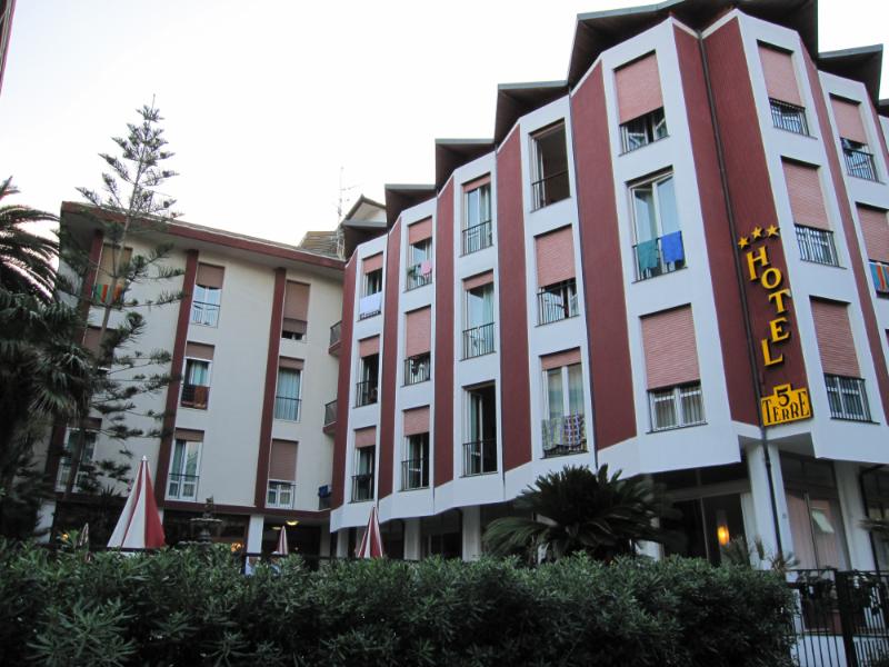 The Hotel Cinque Terre