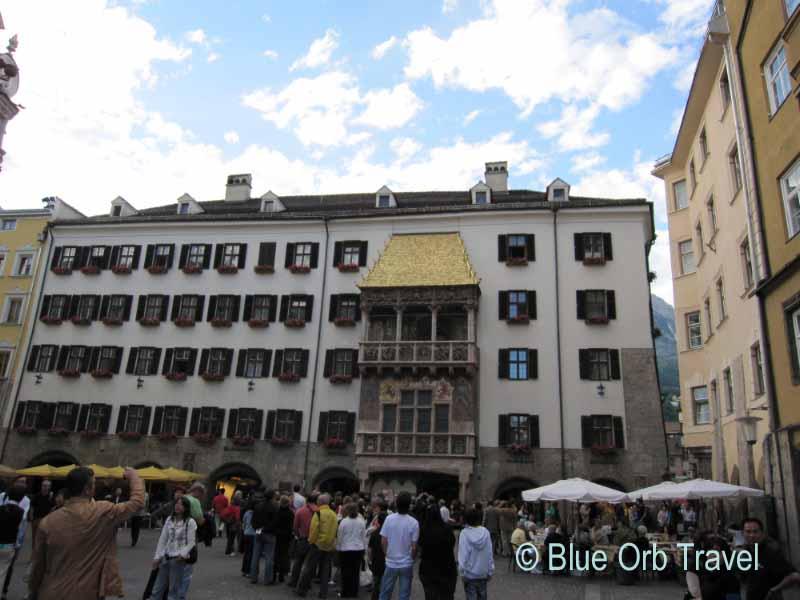 The Golden Roof, Old Town, Innsbruck