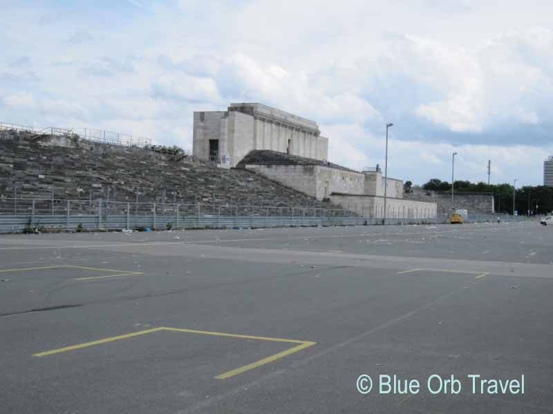 Nazi Stadium, Nuremberg