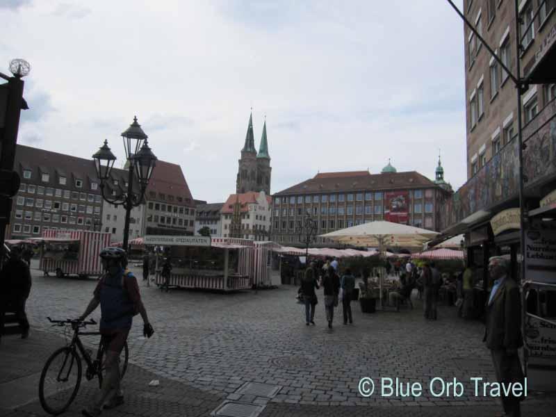 The Old Town, Nuremberg, Germany