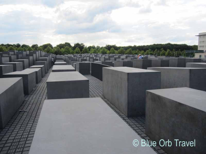Memorial for the Murdered Jews of Europe, Berlin