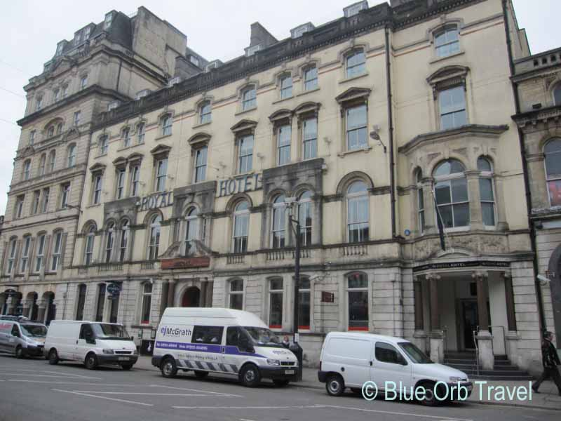 The Royal Hotel, Cardiff, Wales