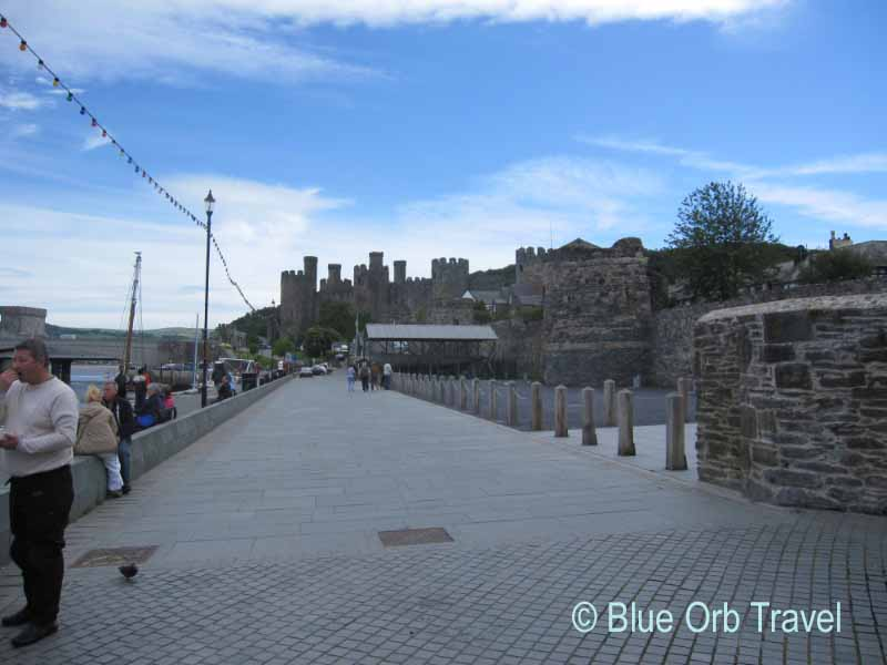 The Waterfront Looking Toward the Castle