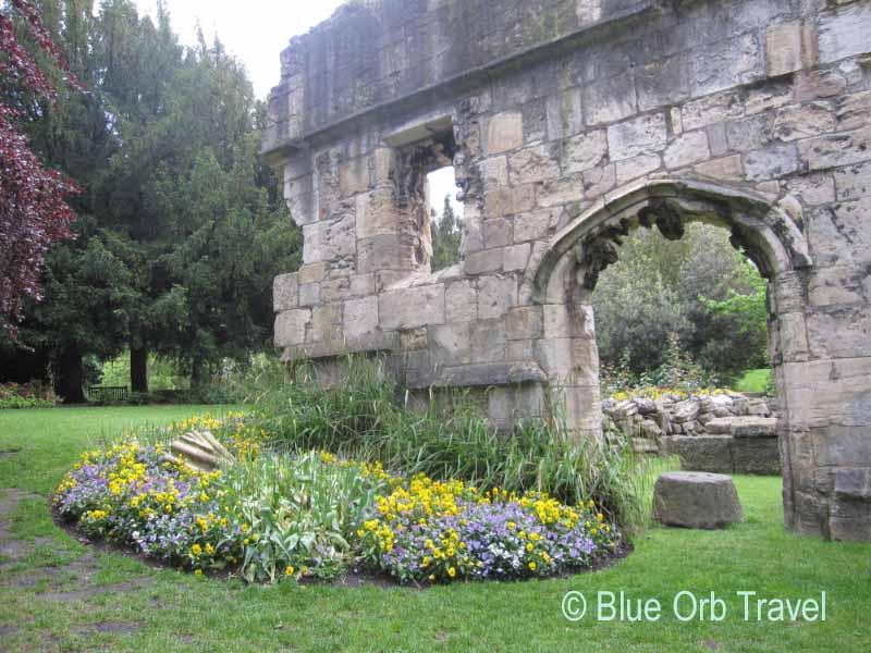 The Museum Gardens, York, England