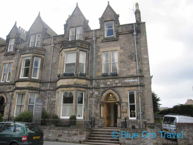 Winston Guest House, Inverness, Scotland