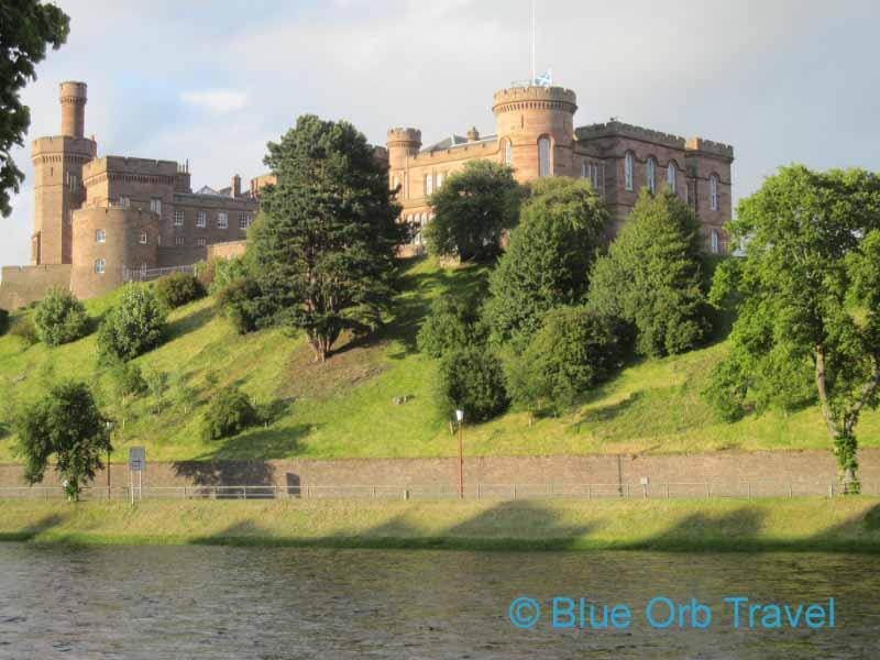 Inverness Castle, Inverness, Scotland
