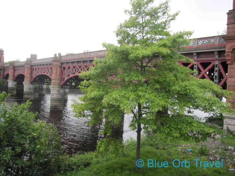City Union Railway Bridge Built in 1899