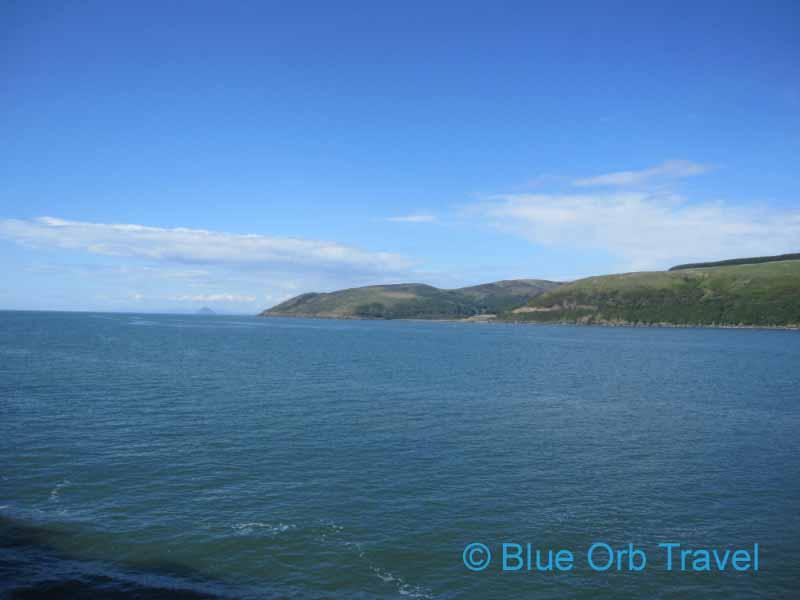 The Scottish Coast on the Irish Sea