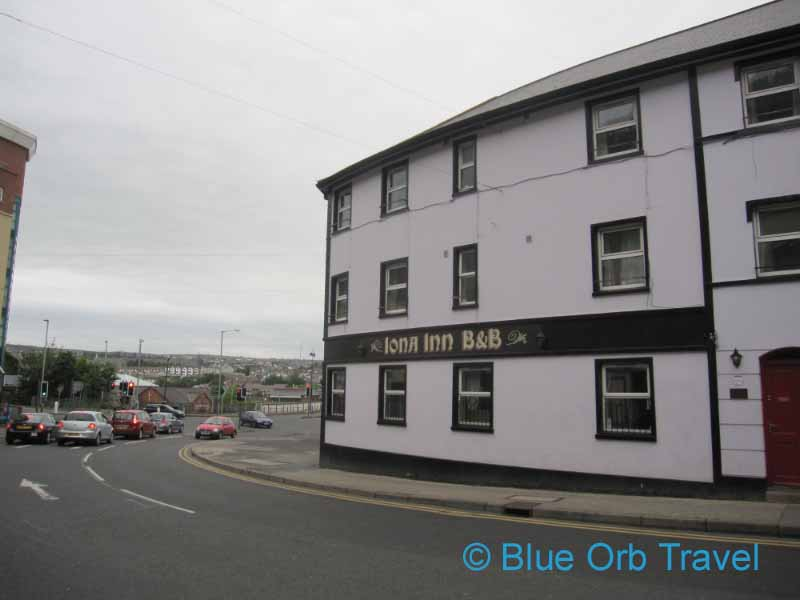 The Iona Bed and Breakfast, Londonderry, Northern Ireland