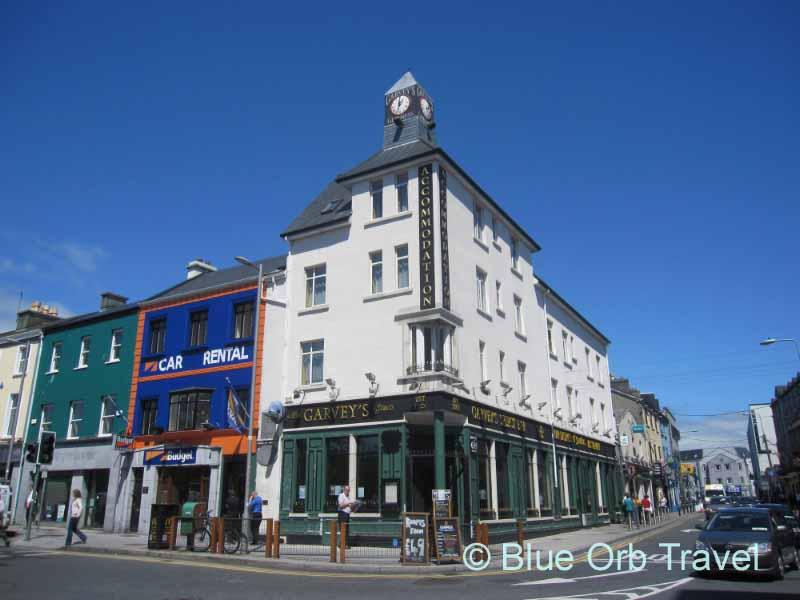 Garvey's Inn on Eyre Square, Galway, Ireland