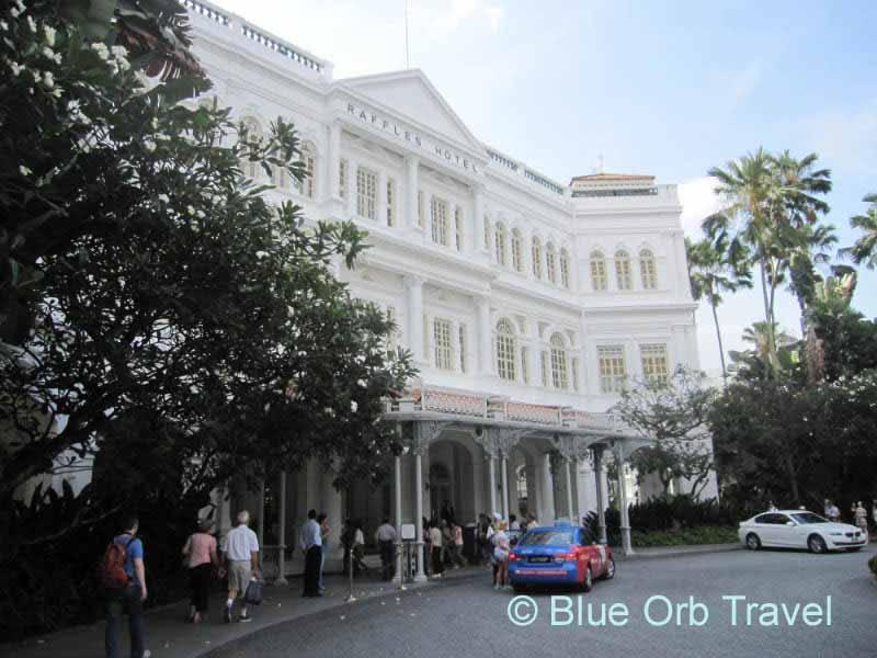 The Raffles Hotel, Singapore