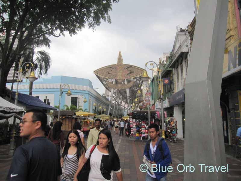 Street Market, Kuala Lumpur, Malaysia
