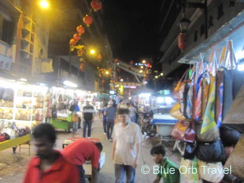 Night Market, Kuala Lumpur, Malaysia