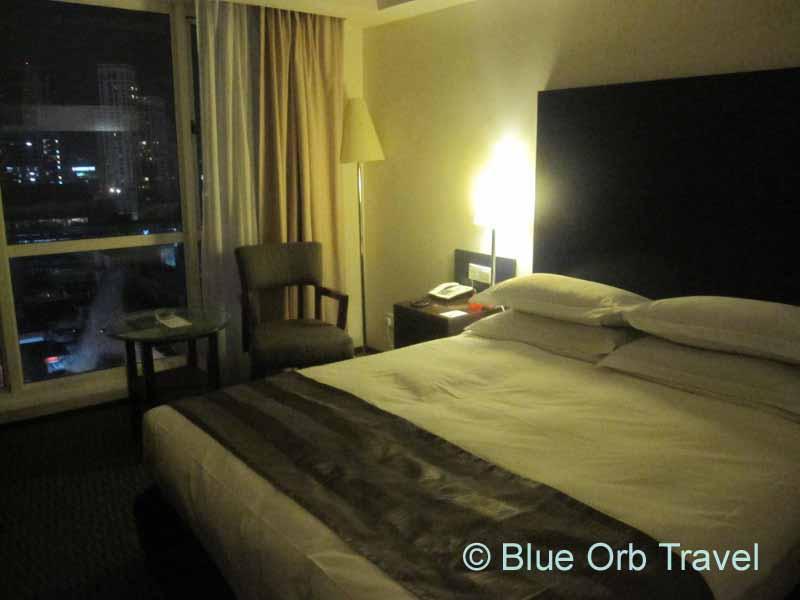 Room at the Hotel Capitol, Kuala Lumpur, Malaysia