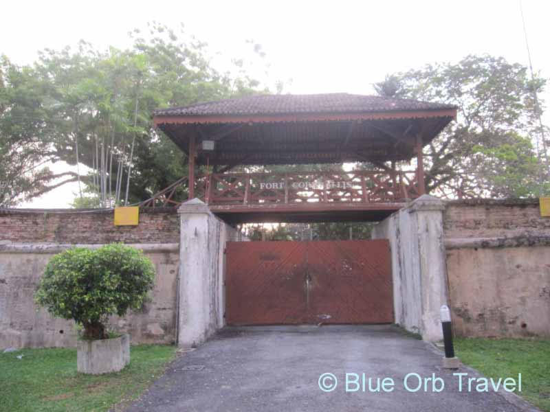 Fort Cornwallis, Georgetown, Malaysia