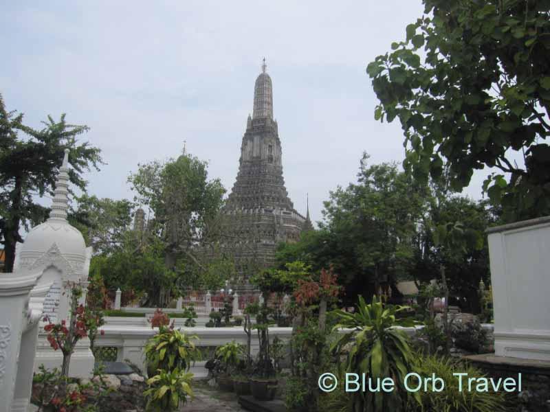 The Temple of Dawn, Wat Arun, Bangkok