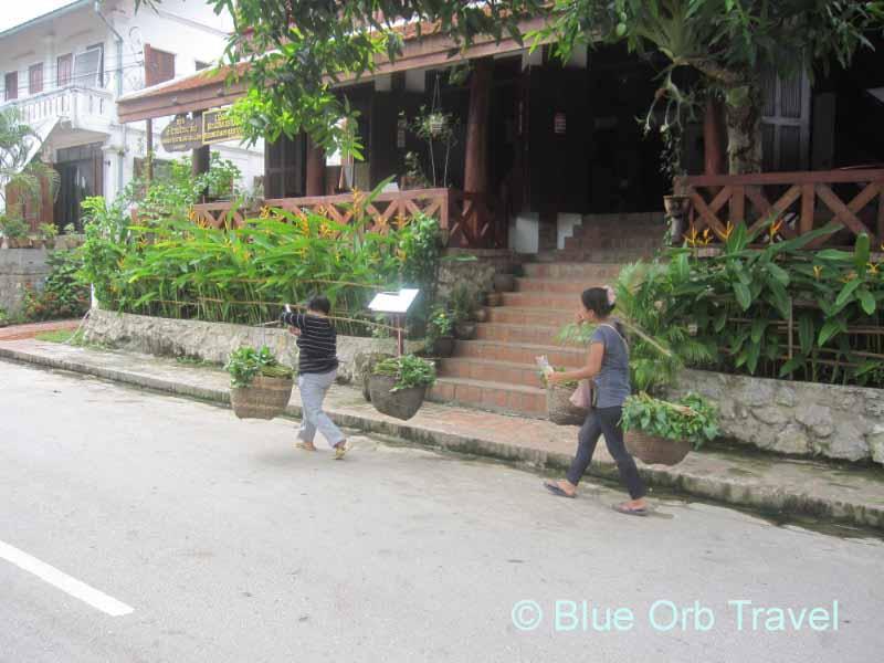 The Charming Colonial City of Luang Prabang, Laos