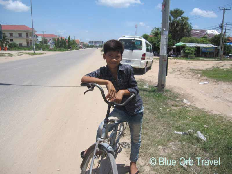 The Friendly People of Cambodia