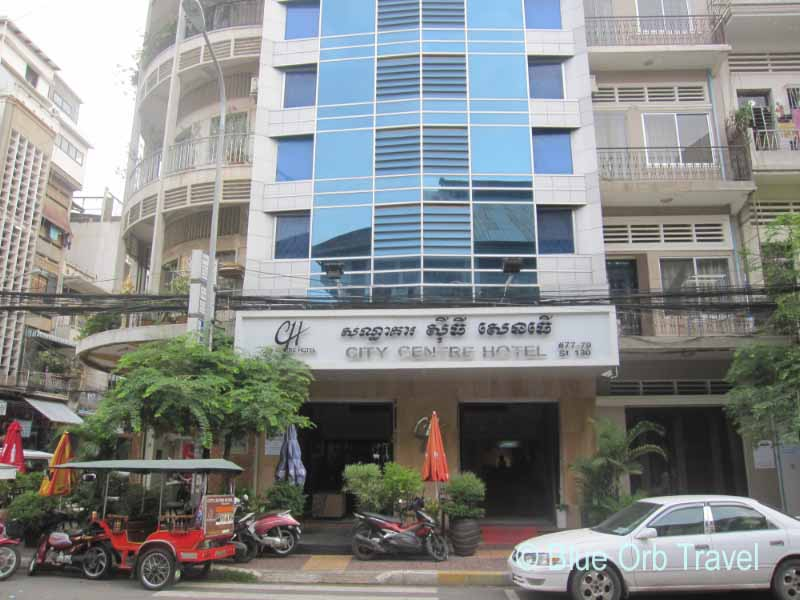 The City Centre Hotel, Phnom Penh, Cambodia