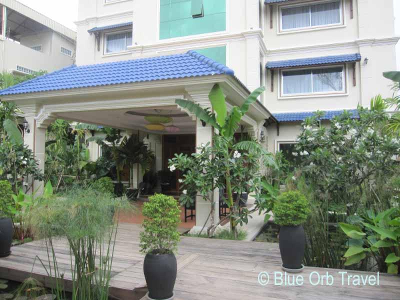 Siem Reap Evergreen Hotel, Cambodia
