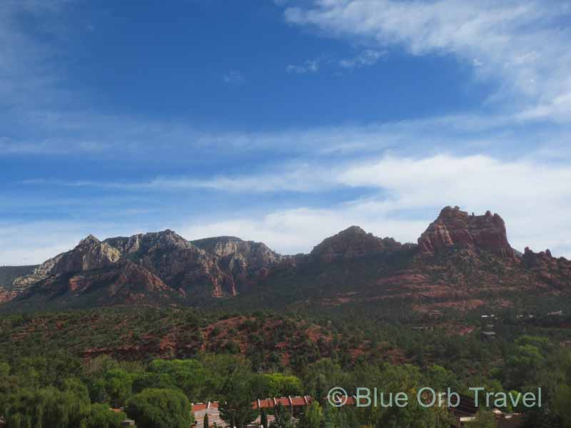 Scenery Surrounding Sedona, Arizona