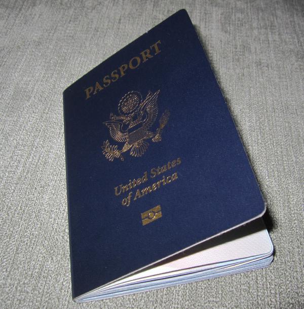 52 Page US Passport