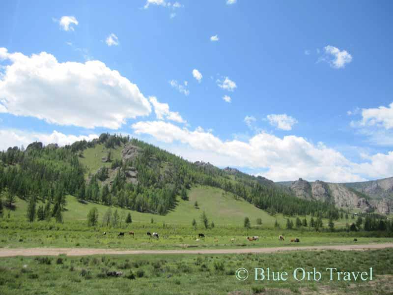 Terelj National Park, Mongolia